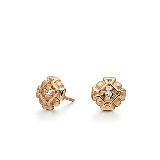 AFRICA STUD EARRINGS